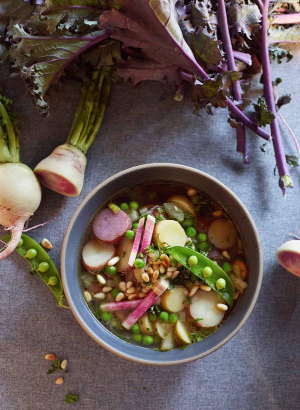 15 soupes parfaites pour les journées froides