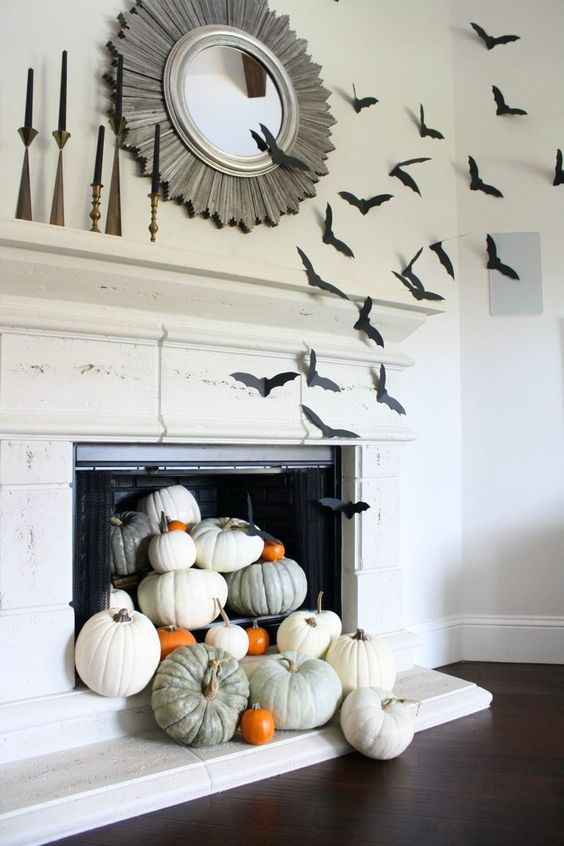 Halloween : 27 inspirations déco pour la maison