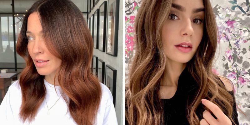 Cheveux-brun-automne