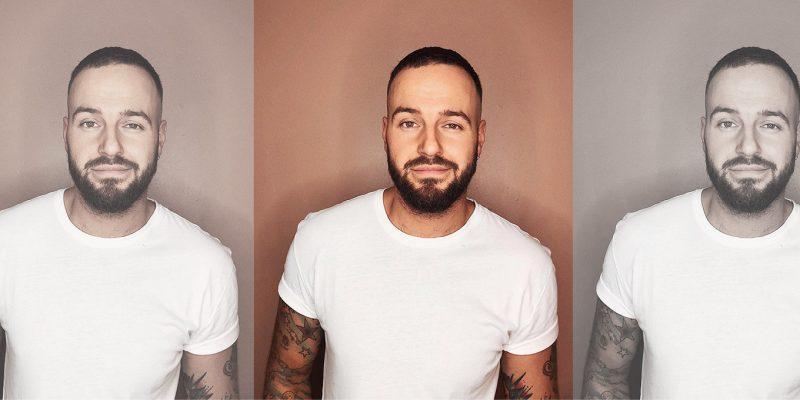 Le coiffeur Marcus Villeneuve ouvre un nouveau salon pop-up à Québec