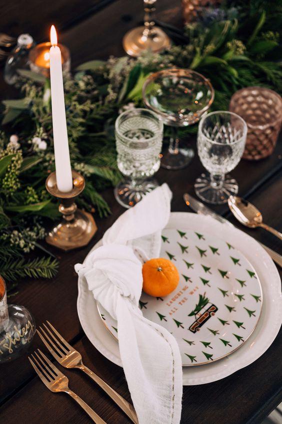 20 tablées de Noël qui nous inspirent