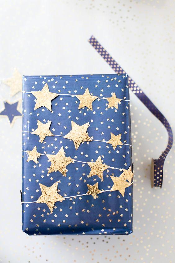20 jolies façons d'emballer les cadeaux de Noël