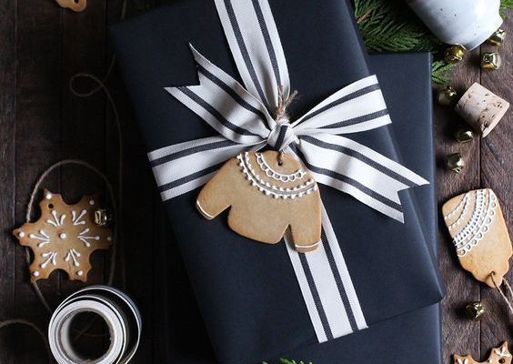 Noël-cadeaux-emballage