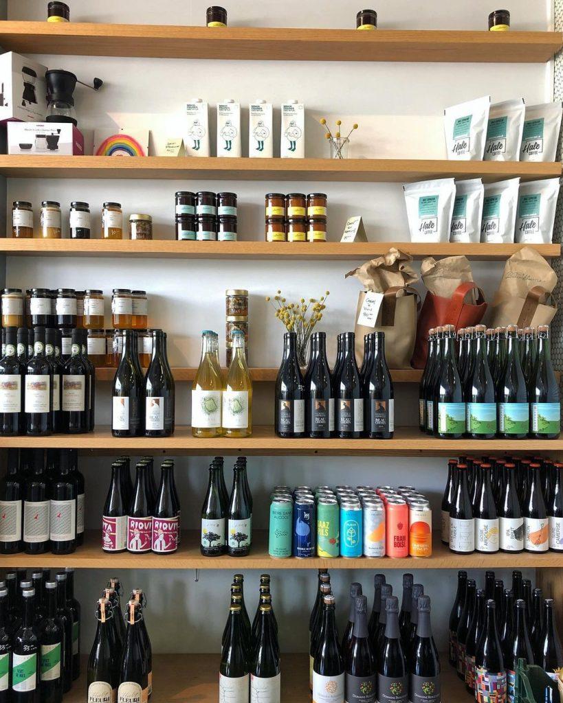 Nos endroits préférés où acheter du vin bio