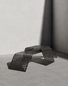 Banc_Tables Modernic par Jean-Michel Gadoua