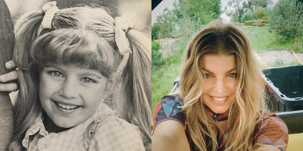 Les plus belles photos d'enfance de vos stars préférées