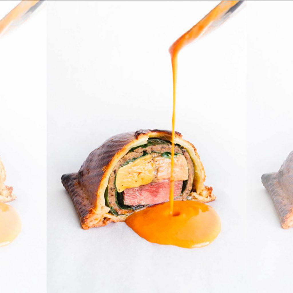 pithiviers menu extra