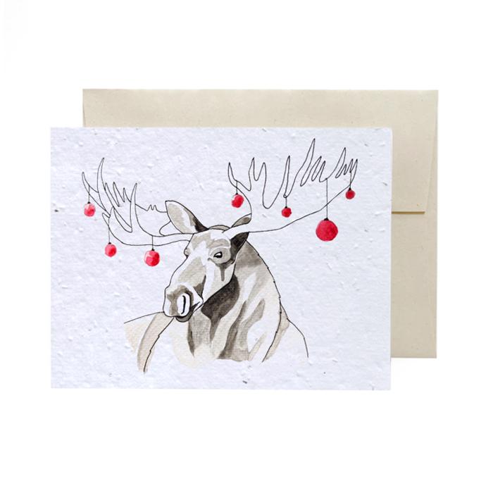Voeux: 15 cartes de Noël pour célébrer le temps des fêtes