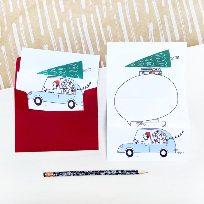 Vœux: 15 cartes de Noël pour célébrer le temps des fêtes