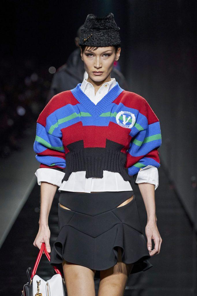 Inspirations mode: 20 façons de porter le pull cet hiver