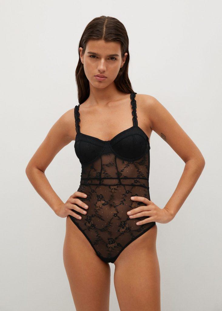 TOP ELLE: de la lingerie sexy pour la Saint-Valentin