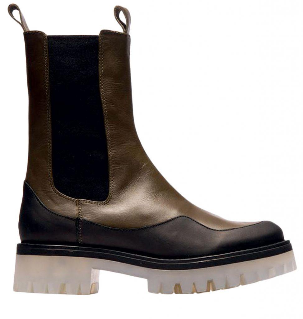 Shopping: Les 8 plus belles bottes chunky pour l'hiver