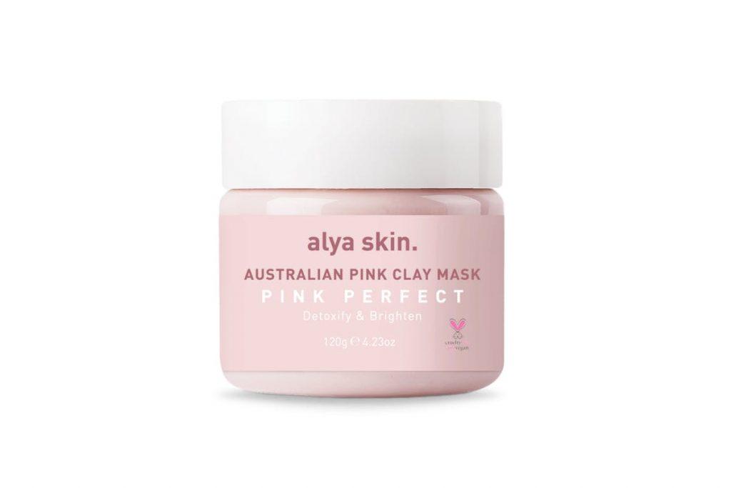 alya skin masque argile rose