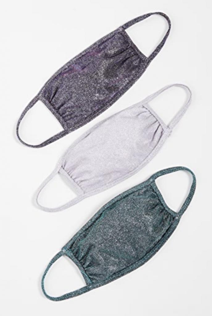TOP ELLE: 10 beaux masques en tissu de protection pour le visage