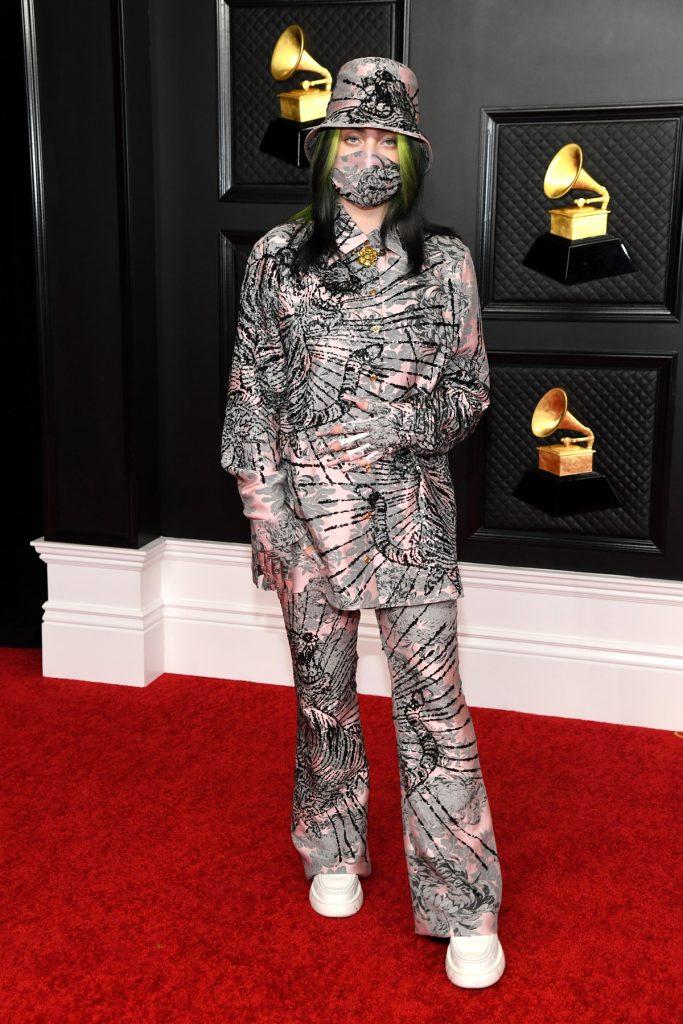 Les plus belles tenues des Grammy Awards 2021