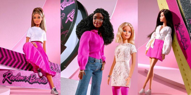 collection-barbie-x-revlon