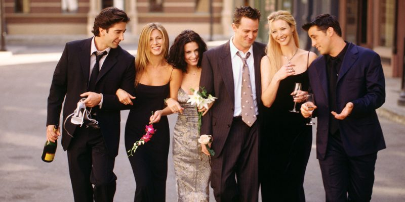 Friends-the-reunion