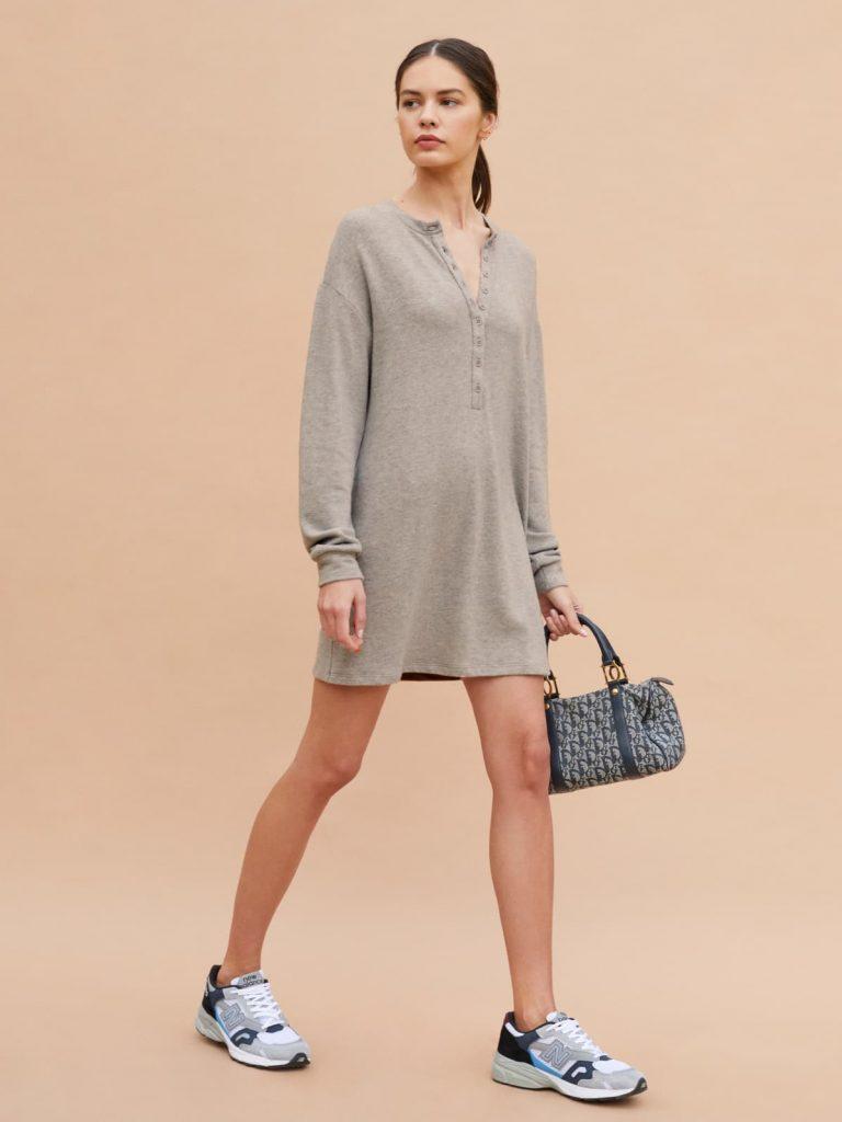 TOP ELLE: 10 robes à manches longues pour le printemps 2021