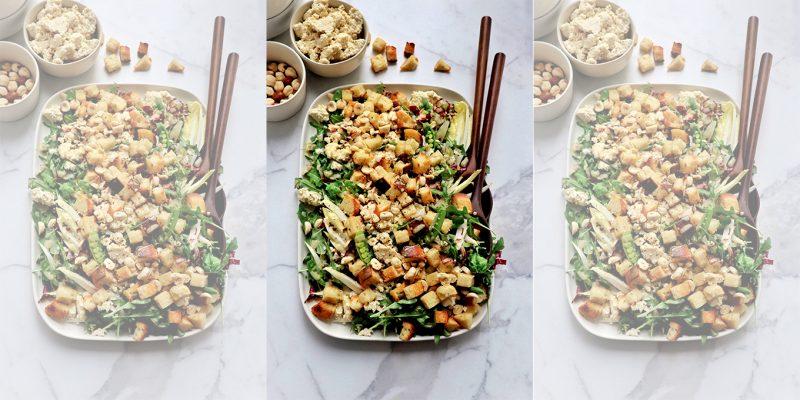 Salade-printaniere