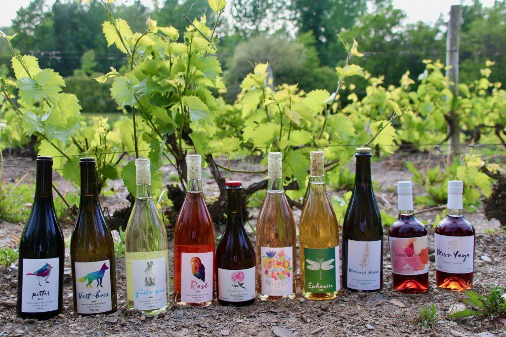 Vins du vignoble L'Ardennais