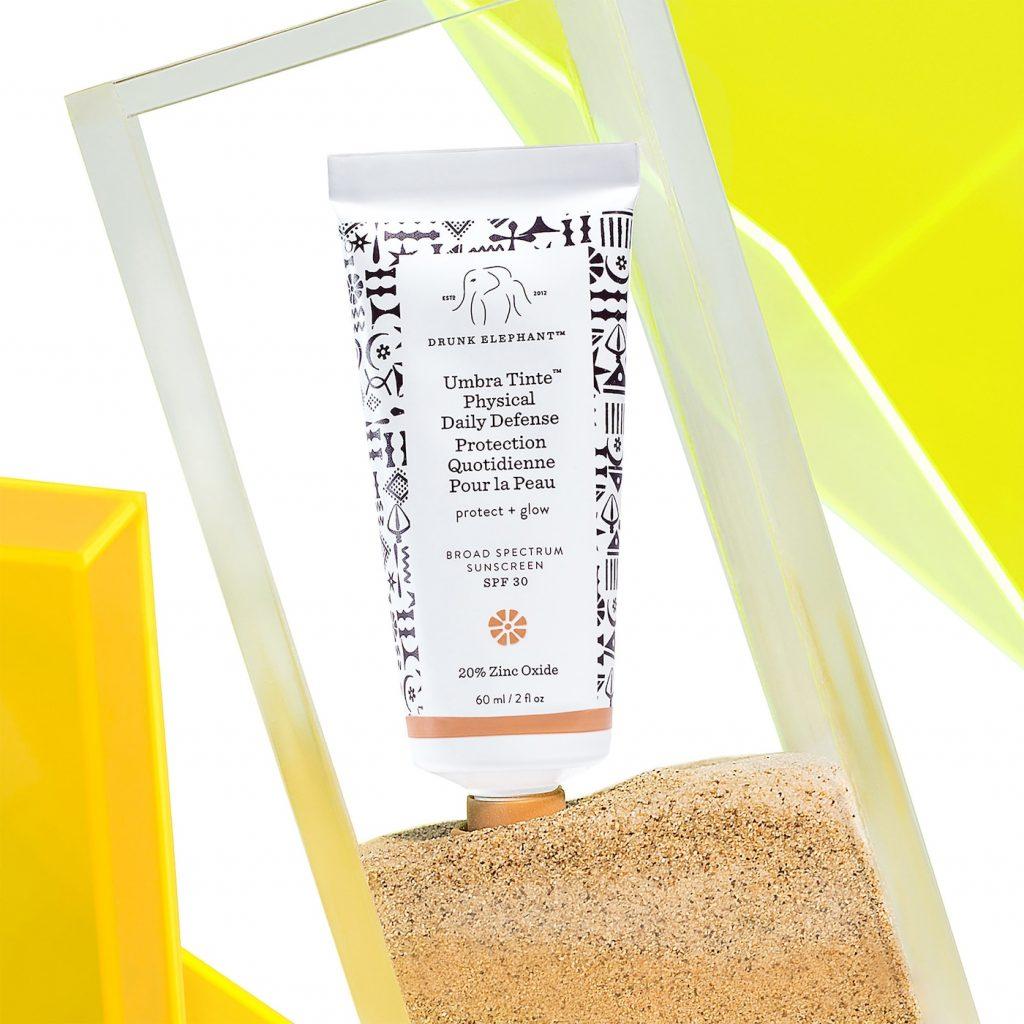 TOP ELLE: 7 crèmes solaires visage teintées pour l'été 2021