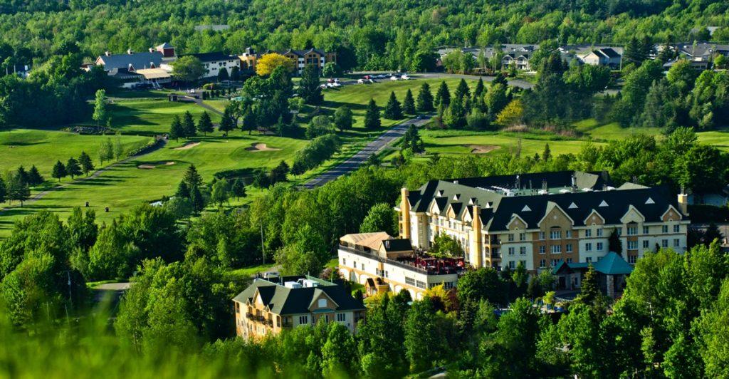 Domaine Château-Bromont