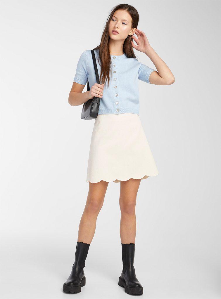 Shopping: 6 jupes courtes pour l'été 2021