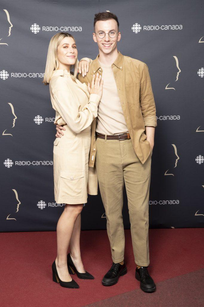 Les plus beaux looks des 36es prix Gémeaux