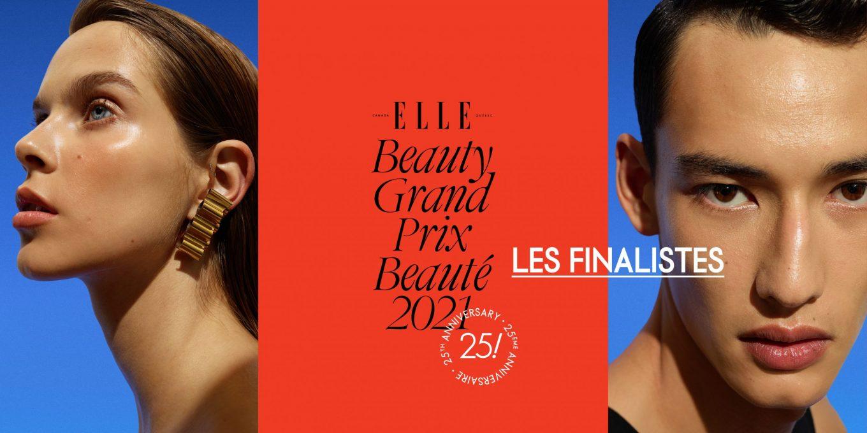 Grand prix de la beauté 2021: les finalistes
